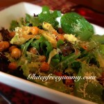 Chickpea and Avocado Salad