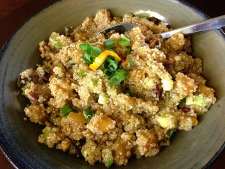 Cancer-fighting Quinoa Salad