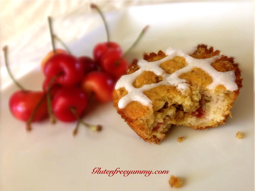 Dairy & gluten-free muffin