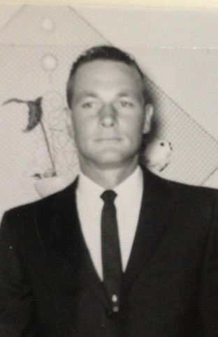 This is my handsome dad back in 1962, the year I was born.