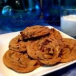 gluten & diary-free Chocolate Chip Cookies