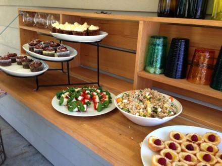 Gluten-free desserts & snacks