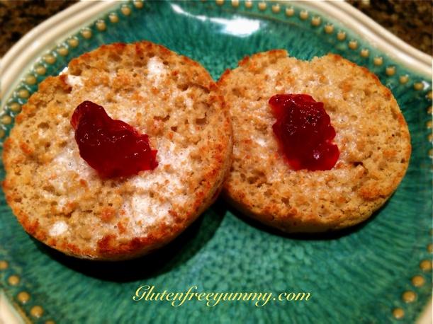 Gluten-Free English Muffin Recipe — Dishmaps