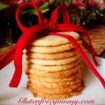 Gluten-free Chai-Spiced Shortbread