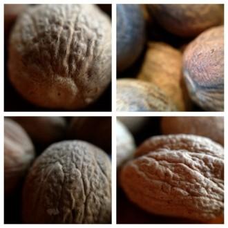 Nutmeg Pods
