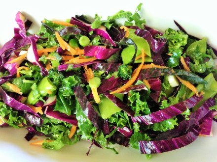 Nutrient Dense Chopped Salad