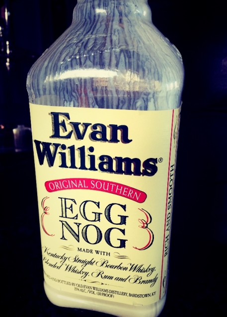Evan Williams' Egg Nog