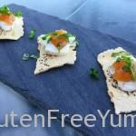 Gluten & dairy free appetizer