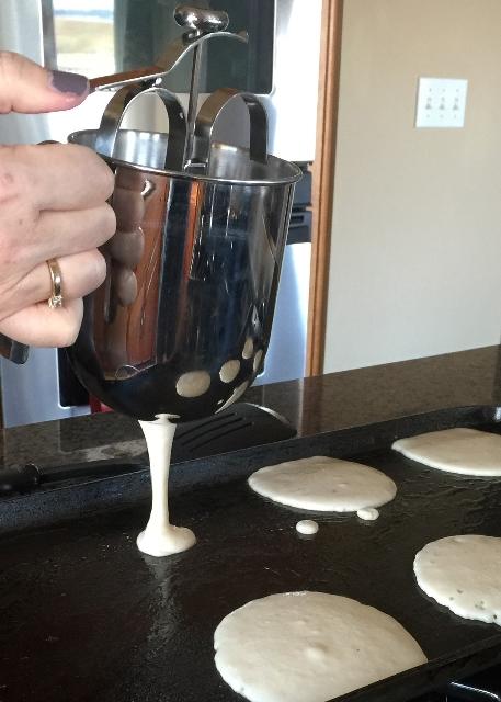PancakePour