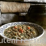 Sweet Italian Sausage & Lentil Stew