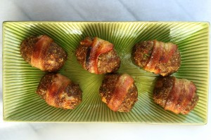 Jalapeno Maple Bacon Mini-Meat Loaves