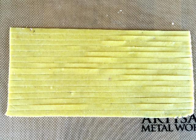 Fresh Paleo Pasta Noodles