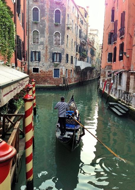 Italian Gondola