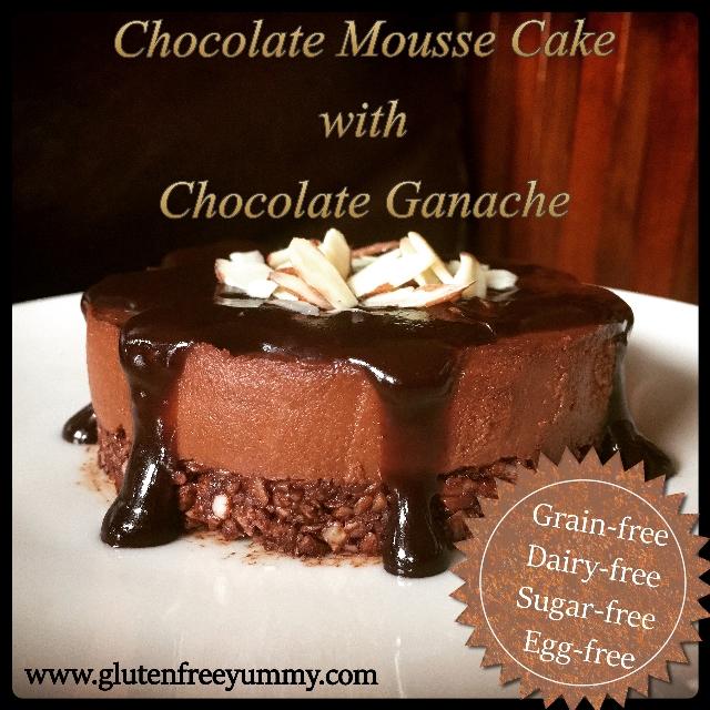 Mousse Cake Pin