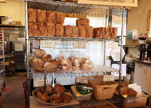 GF Artisan Bread
