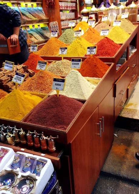 Mountains of Spices