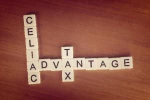 Celiac Tax Advantage