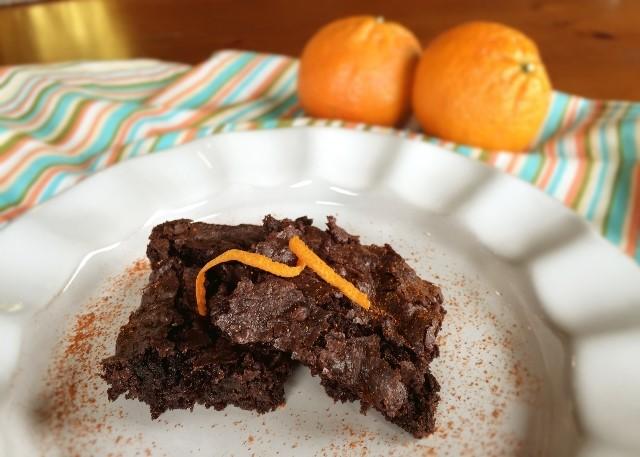 My Favorite GF Brownie Recipe