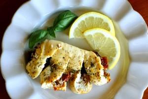 Tuscan Chicken Title