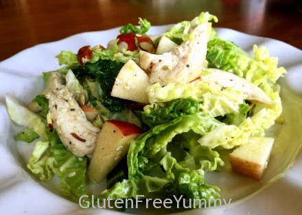 Honey-Cumin Savoy Cabbage Salad