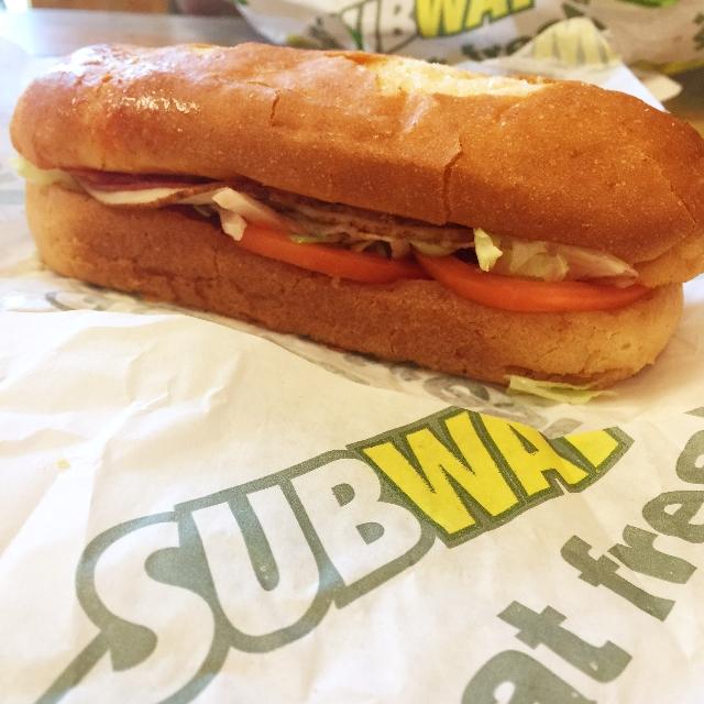 Gluten-free Subway Sandwich