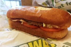 Gluten-free Subway