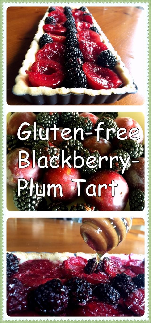 Blackberry Plum Pin