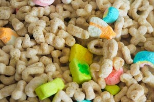 Gluten-free Lucky Charms
