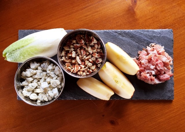 Endive Appetizer Ingredients