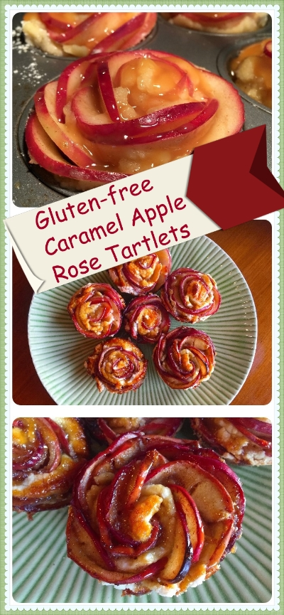 GF Apple Rose Tartlet Pin