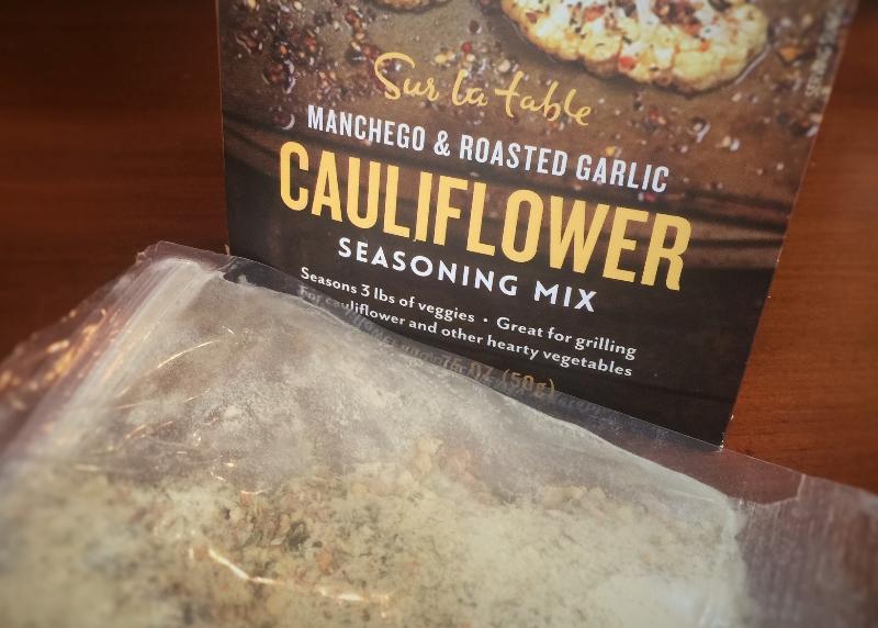 Manchego & Roasted Garlic Spice