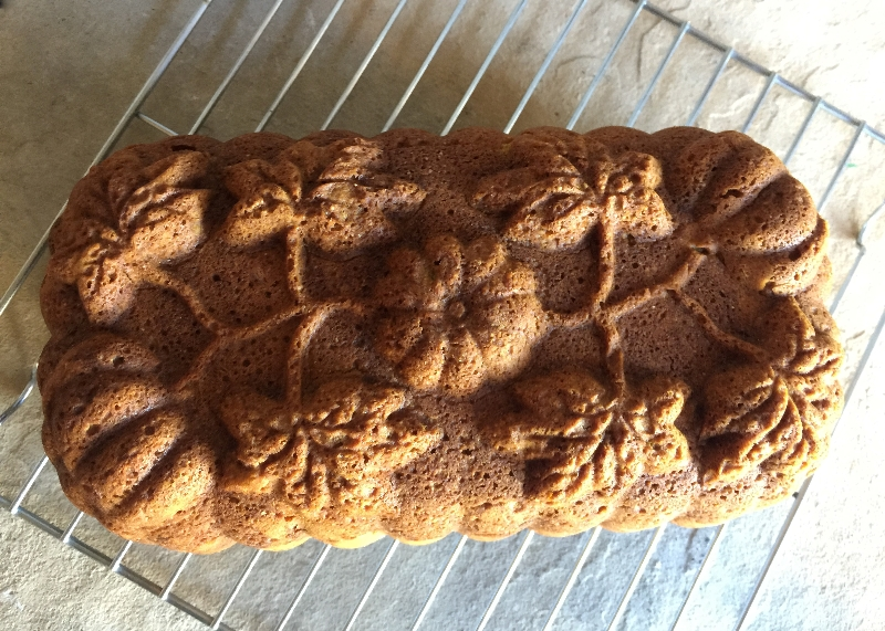 DF-GF Pumpkin Bread