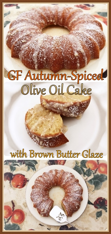 GF Autumn-Spiced Olive Oil Cake
