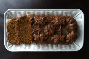 Super Moist Gluten & Dairy-free Pumpkin Bread