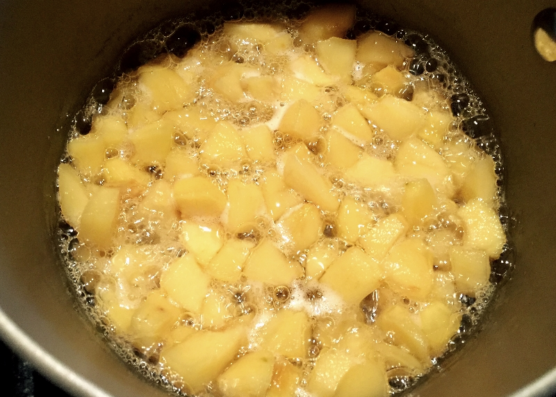 Cooking Quince