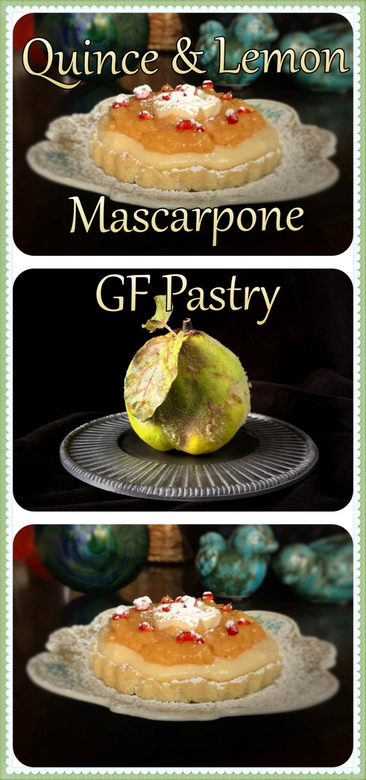 Lemon-Quince Pastry Pin