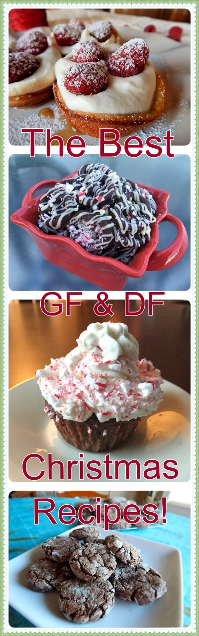 GF Df Christmas Recipe Pin