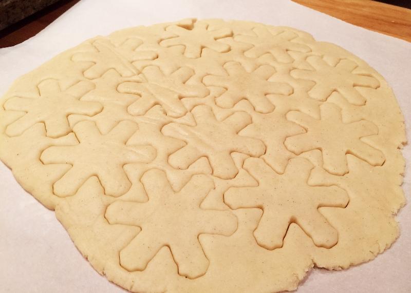 GF Sugar Cookie Cutouts