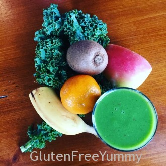 Power Boosting Green Smoothie