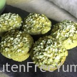 Matcha Mini Muffins