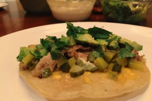 Take a bite of the Best Chicken Tacos