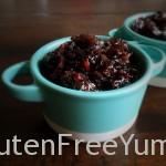 Gluten-free Bourbon Bacon Jam