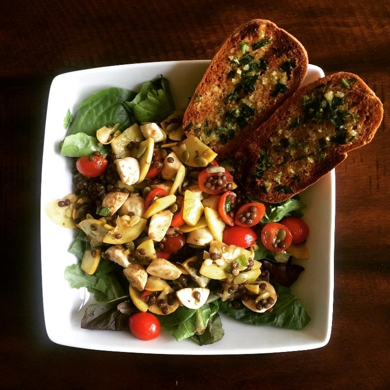 Insulate Caprese Salad