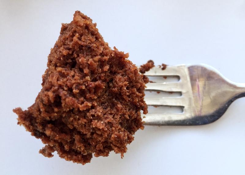 Paleo Chocolate Cardamom Mug Cake