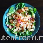 Vietnamese Shrimp & Rice Noodle Salad