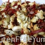Roasted Cauliflower with Prosciutto
