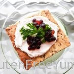 Three Seed Grain-free Crackers
