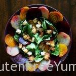 Roasted Beets & Citrus Salad