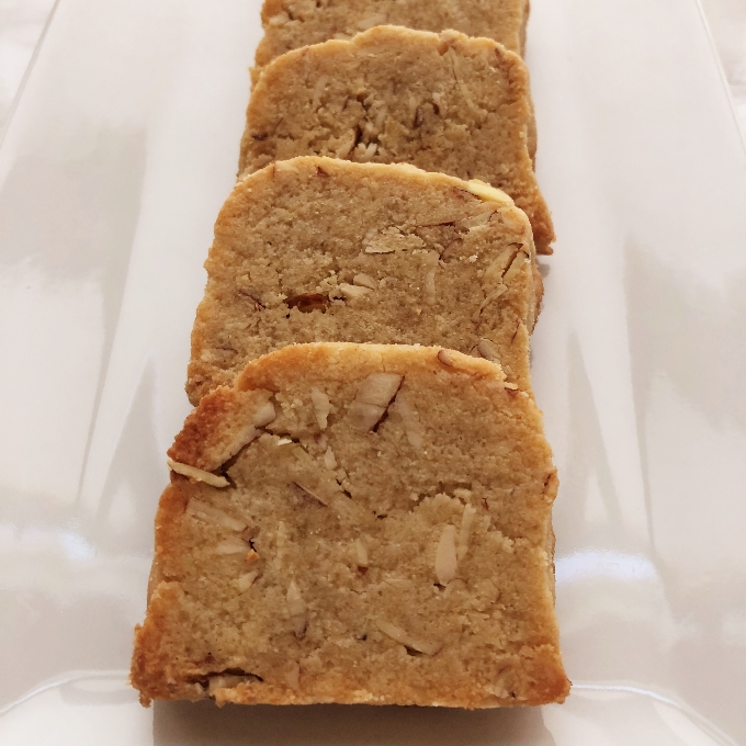Keto Almond Shortbread
